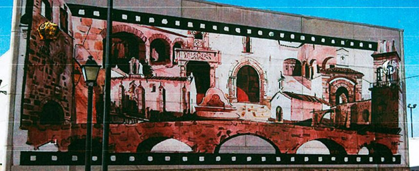 Ya hay ganador del Concurso de Ideas para la decoración mural del Centro Cultural 2T