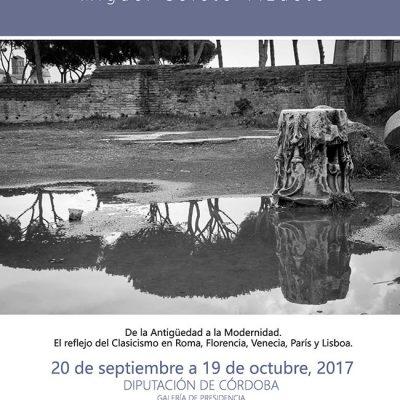 Nuevo proyecto expositivo y documental de Miguel Coleto Vizuete