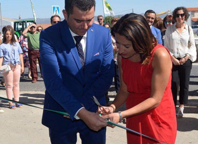 El alcalde de Torrecampo reclama un sello de calidad para el cordero de Los Pedroches en la inauguración de Agrovap