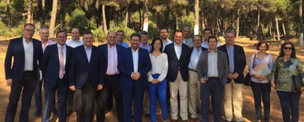 La Junta creará y consolidará más de 1.500 empleos con los proyectos de los Grupos de Desarrollo Rural en Córdoba