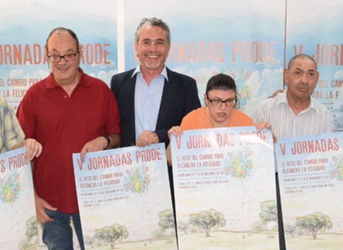 Presentadas las V Jornadas PRODE