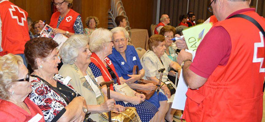 Para el día de los mayores, Cruz Roja prepara actividades por toda la provincia
