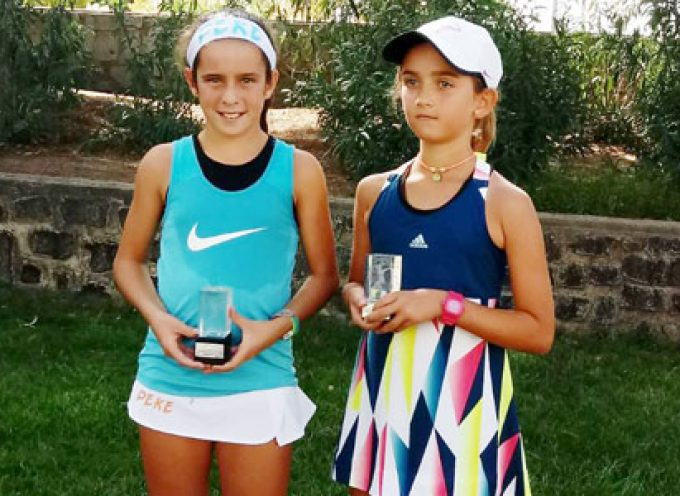 Los resultados de la XXXV edición del Torneo de Tenis 'Ntra. Sra. de las Mercedes', en Pozoblanco