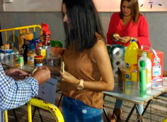 Villaralto celebra la última fiesta del verano, la 'Verbena del Cristo'