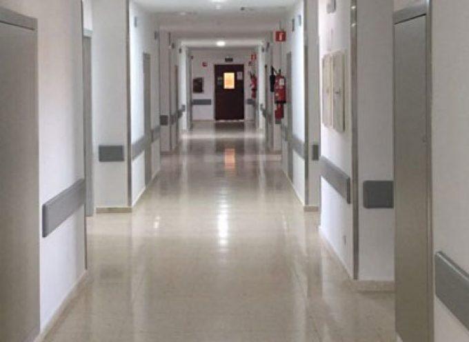 El Hospital Valle de los Pedroches de Pozoblanco concluye las obras de mejora