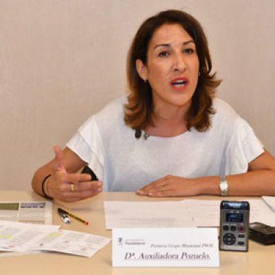 El grupo municipal del PSOE de Pozoblanco cree que la Feria de 2017 ha sido un rotundo desastre