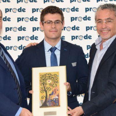 PRODE entrega la IV Edición del Premio 'Avanzando Juntos' a Antonio Manuel Amor