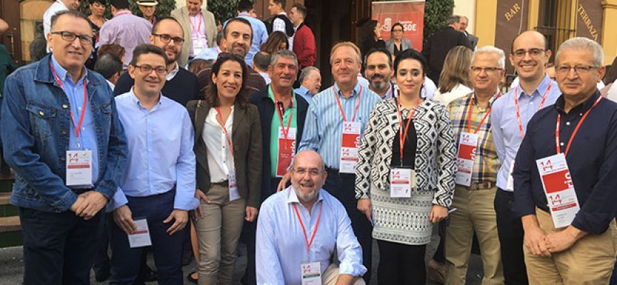 Nombres de Los Pedroches en la nueva Comisión Ejecutiva Provincial del PSOE-A Córdoba