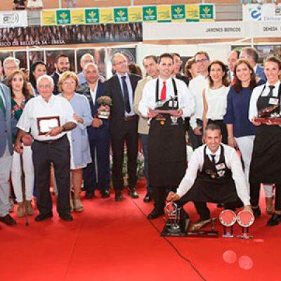 La Feria del Jamón consolida los dos días de degustación