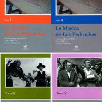 Libro 'La Música de Los Pedroches' [Tomo I, II, III y IV], de Luis Lepe Crespo