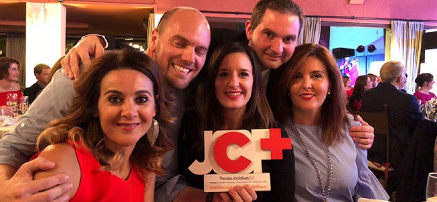 La asamblea de Hinojosa del Duque recibe un premio nacional de Cruz Roja por el 'Grand Prix Colodro'