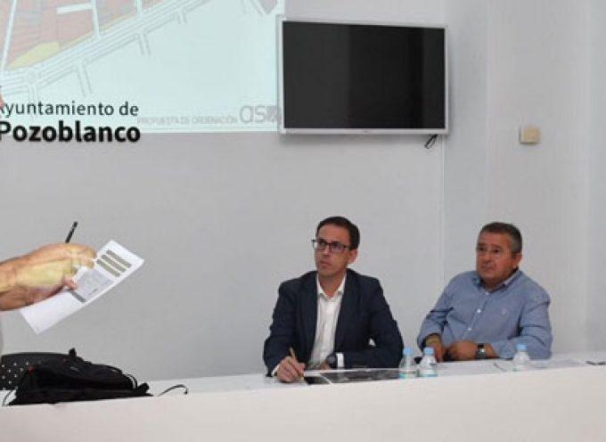 Continúa el proceso de legalización del polígono de San Gregorio de Pozoblanco