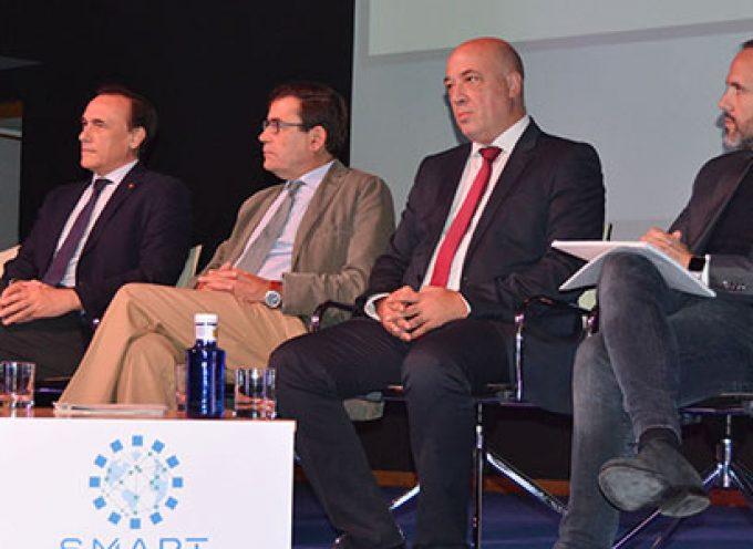 Diputación ha estado presente en las jornadas 'Smart Rural Land' de Añora