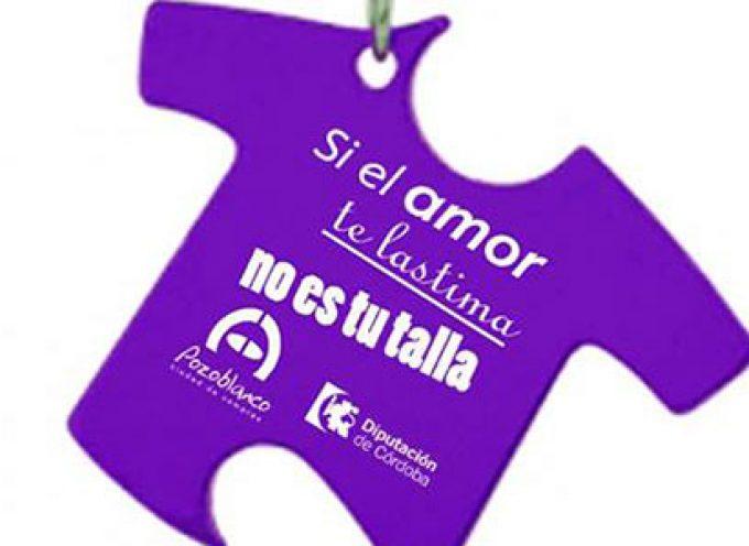 Las actividades organizadas por Adeco, Pozoblanco Ciudad de Compras y EYA Pedroches por el 25N