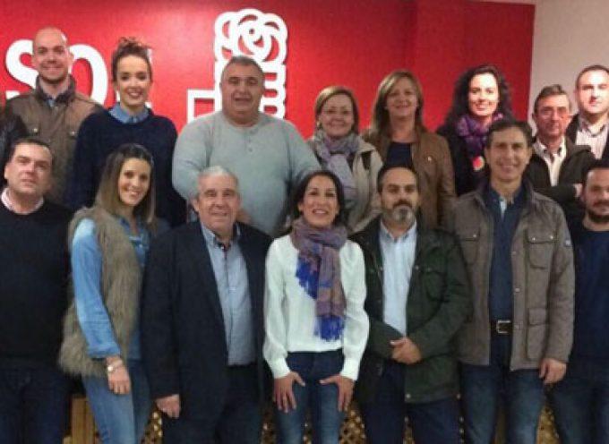 Nuevos nombres a cargo de la secretaría general de las agrupaciones socialistas de Los Pedroches