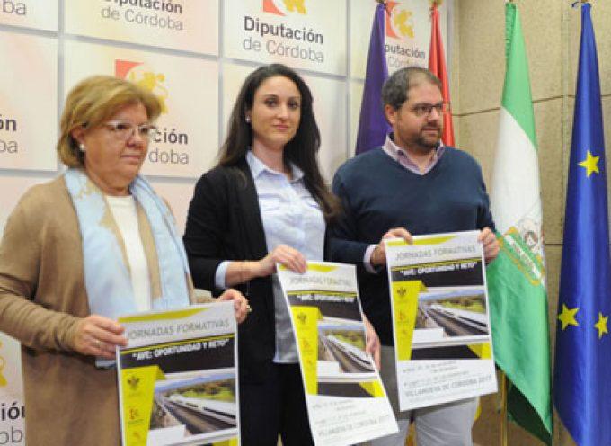 A debate sobre las posibilidades de la Alta Velocidad en Los Pedroches
