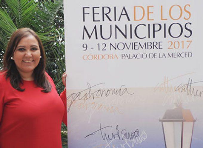 Llega la octava edición de la Feria de los Municipios donde también participará Torrecampo