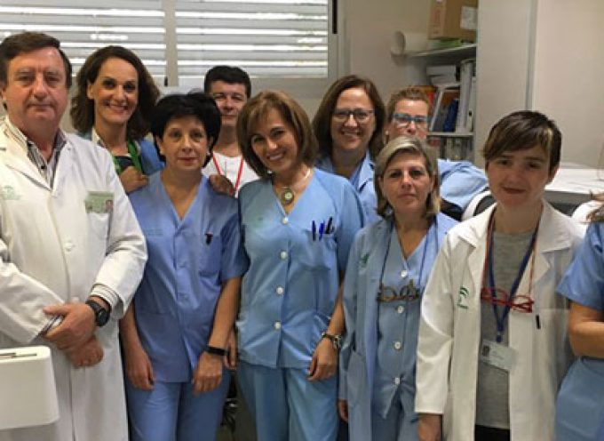 El Laboratorio Clínico del Hospital Valle de los Pedroches renueva la certificación de calidad
