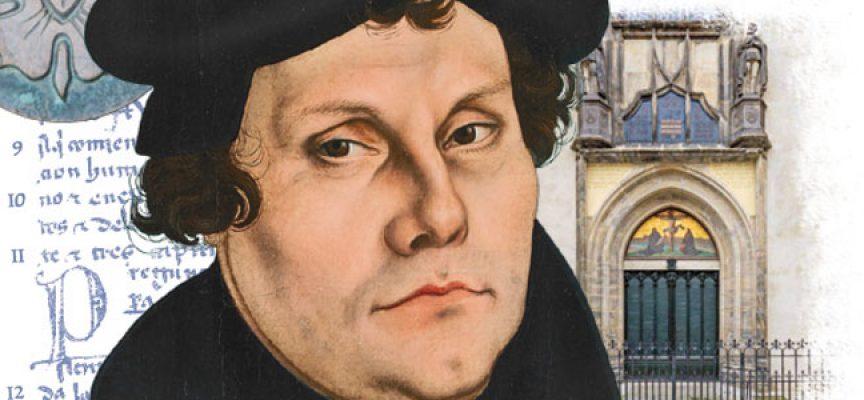 El 500º aniversario de la Reforma Protestante encabeza el programa de las Jornadas de Otoño