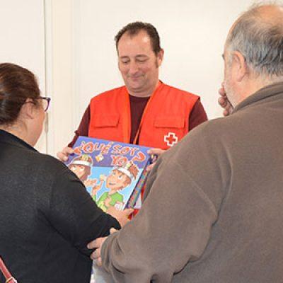 Cruz Roja lanza su campaña de juguetes en la provincia de Córdoba
