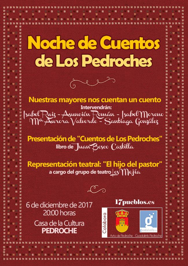 Los cuentos de Los Pedroches en Pedroche