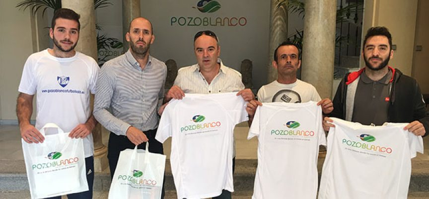 El Club Deportivo Pozoblanco y el Pozoblanco Fútbol Sala, nuevos Embajadores de la Marca Pozoblanco