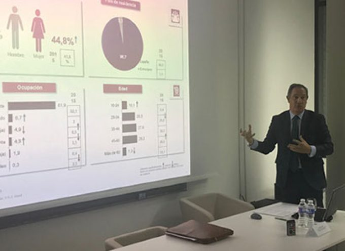 Alfredo Durán anima a los empresarios de Los Pedroches a sumar esfuerzos