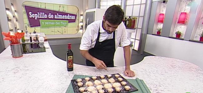 Los huevos ecológicos de Villaralto en el programa 'Cómetelo'
