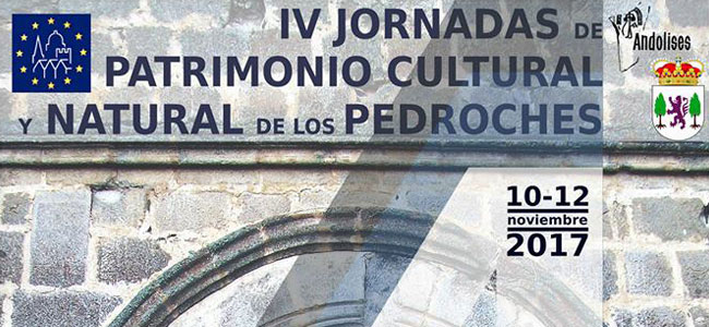 IV Jornadas de Patrimonio Cultural y Natural de Los Pedroches