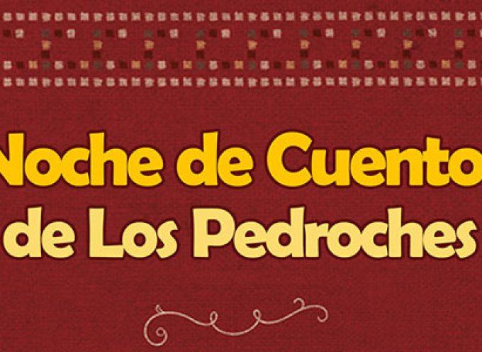 Noche de cuentos de Los Pedroches en Pedroche