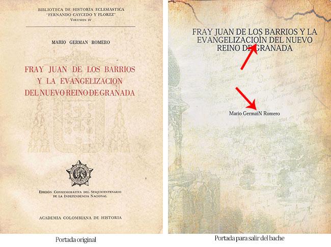 Fray Juan de los Barrios y la evangelización del Nuevo Reino de Granada