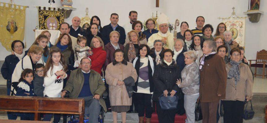 Segunda visita pastoral a Alcaracejos