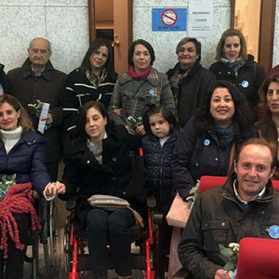 Un sueño compartido en Los Pedroches, unidos por la esclerosis [vídeo]