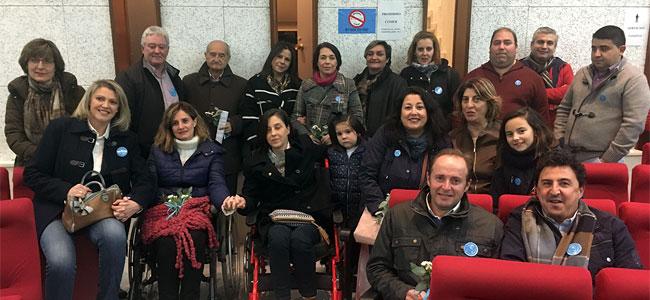 Un sueño compartido en Los Pedroches, unidos por la esclerosis