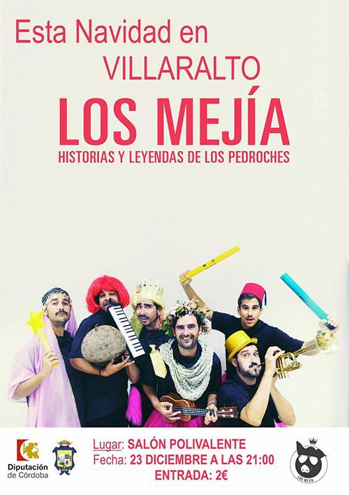 Los Mejía