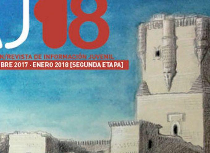 Jóvenes artistas ilustran el calendario 2018 de la Agenda Joven, Belalcázar en portada