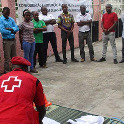 Pozoblanco se alía con Cruz Roja para la prevención de desastres en Mozambique