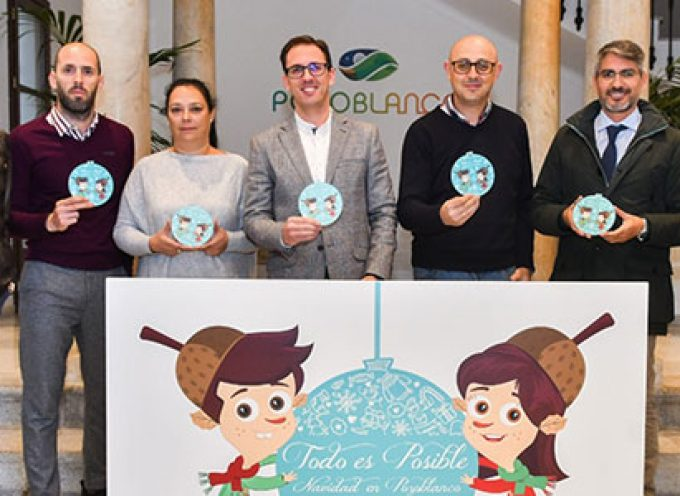 El Ayuntamiento de Pozoblanco refuerza el programa de actividades navideñas