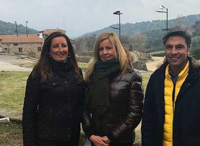 El PP exige a la Junta que arregle el camino de acceso a la Aldea de El Cerezo