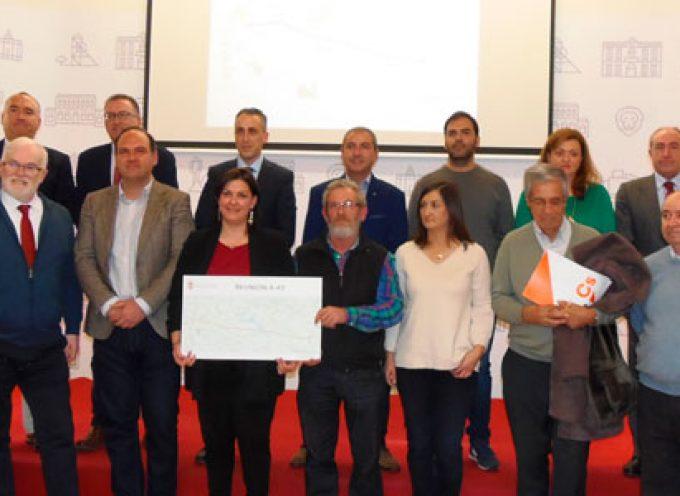 La Mancomunidad de Los Pedroches apoya la petición al gobierno de continuar la A-3 en su opción sur