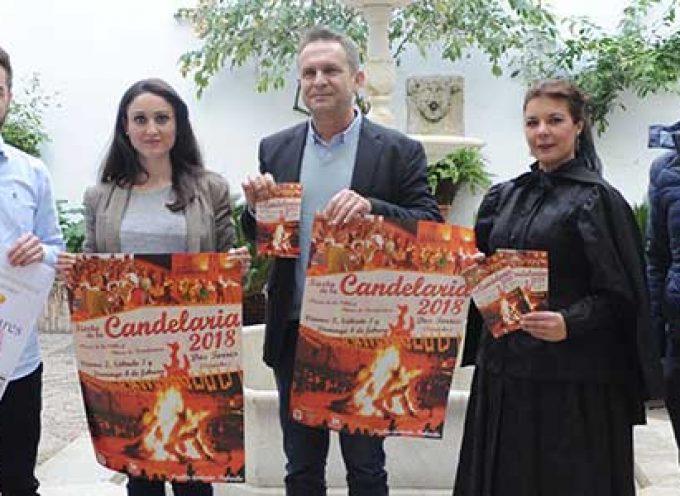 La Candelaria de Dos Torres presenta la esencia de las tradiciones de Los Pedroches