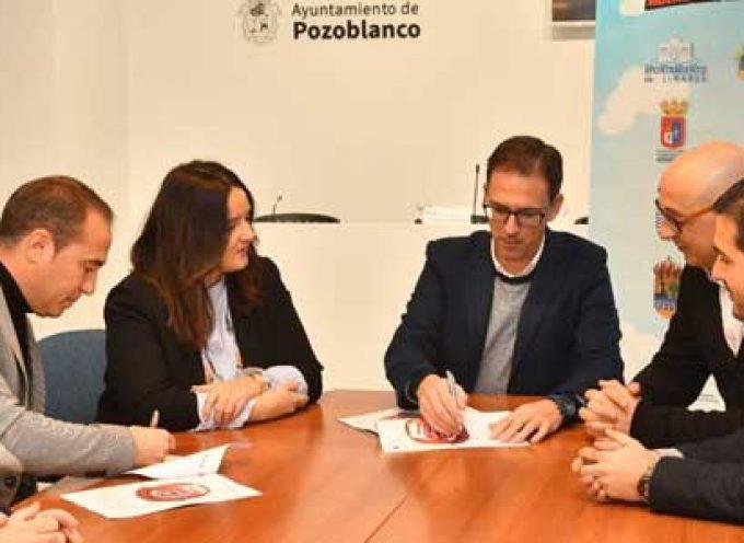 Firmado el convenio para la celebración de la 6ª Copa COVAP en Pozoblanco