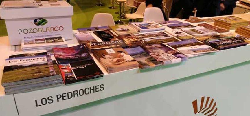 La delegada del Gobierno destaca la oferta turística de la provincia de Córdoba en FITUR 2018