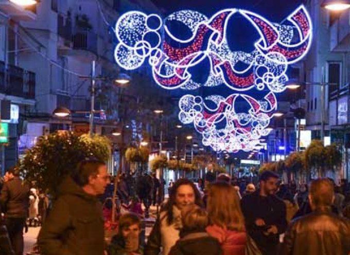 El Ayuntamiento de Pozoblanco agradece la colaboración de colectivos, asociaciones y particulares en la campaña de Navidad 2017