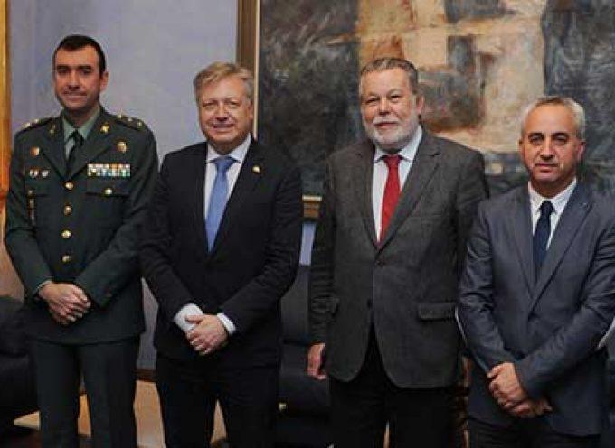 Diputación financia obras de reparación en el cuartel de Hinojosa del Duque