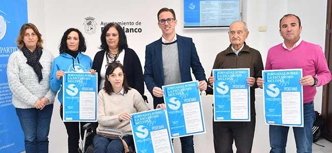 Profesionales de la investigación sobre la esclerosis múltiple estrenan las I Jornadas sobre la enfermedad en Pozoblanco