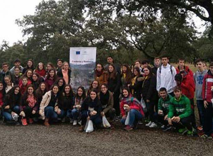 Superadas las expectativas en las actividades de participación ambiental en el Parque Natural Sierra Cardeña y Montoro