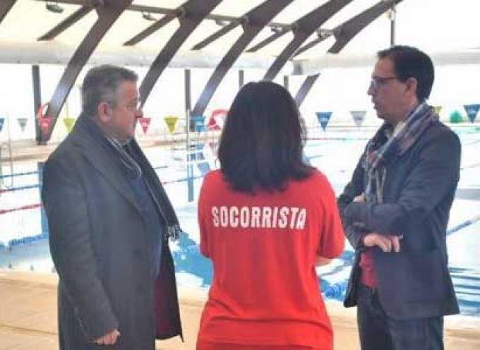 El nuevo clorador salino de la Piscina Municipal de Pozoblanco ahorrará 100.000 litros de agua a la semana