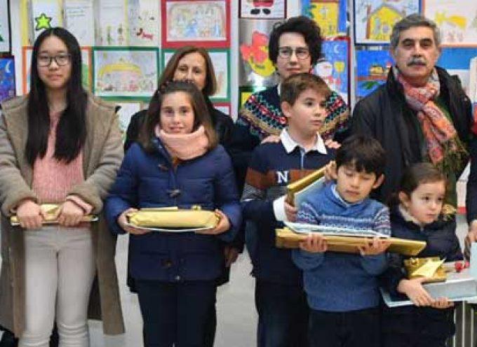Entrega de premios del Concurso de Dibujo Navideño y de la Exposición de Belenes Tradicionales en Pozoblanco