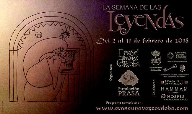 La Semana de las Leyendas en Córdoba, con vínculos con Los Pedroches